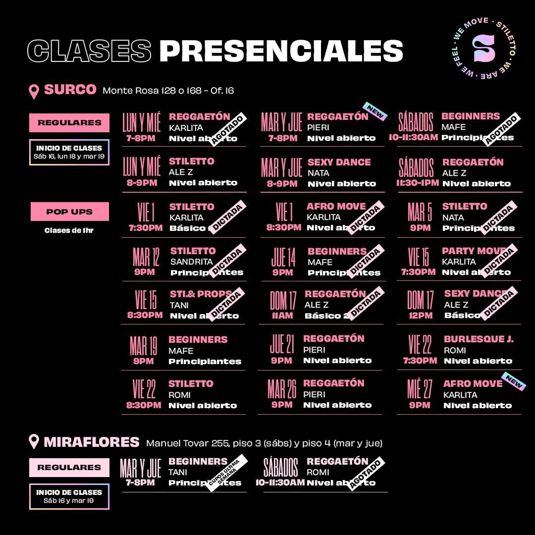 Clases Presenciales 3